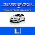 Test Autoescuela examen DGT logo