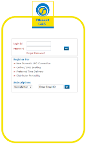 Bharat GAS Online Booking screenshot 1