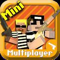 Cops N Robbers - FPS Mini Game icon