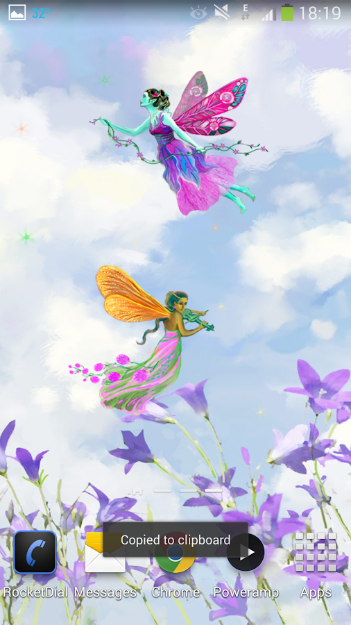 Fairy Party- screenshot
