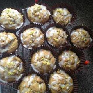 Banana And Sultana Muffins.
