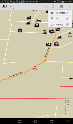 Qatar GPS Map