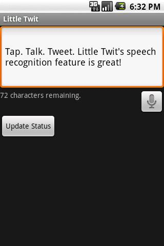 Little Twit - screenshot
