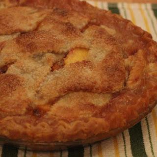Just Peachy Pie