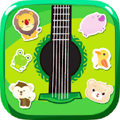 Baby Guitar Musical Game