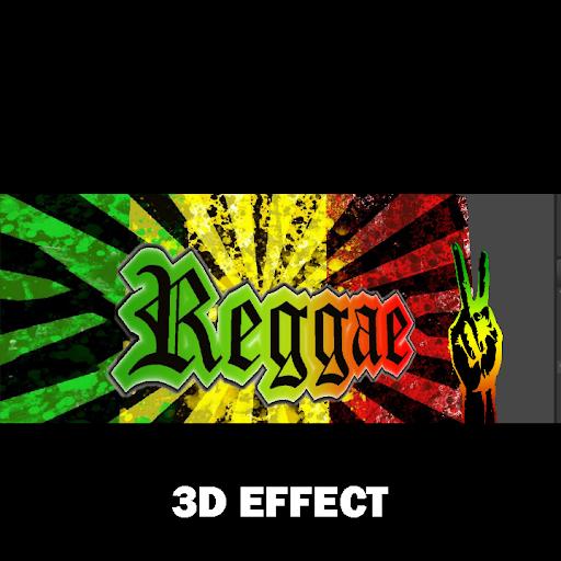 Reggae Peace 3D Live Wallpaper