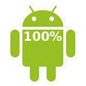 Android Battery logo