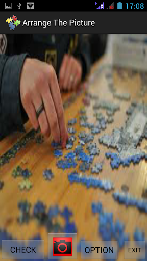 Arrange The Picture