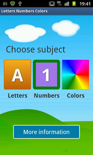 English Letters Numbers Free
