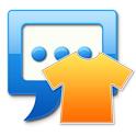 Handcent SMS Skin(Summertime)