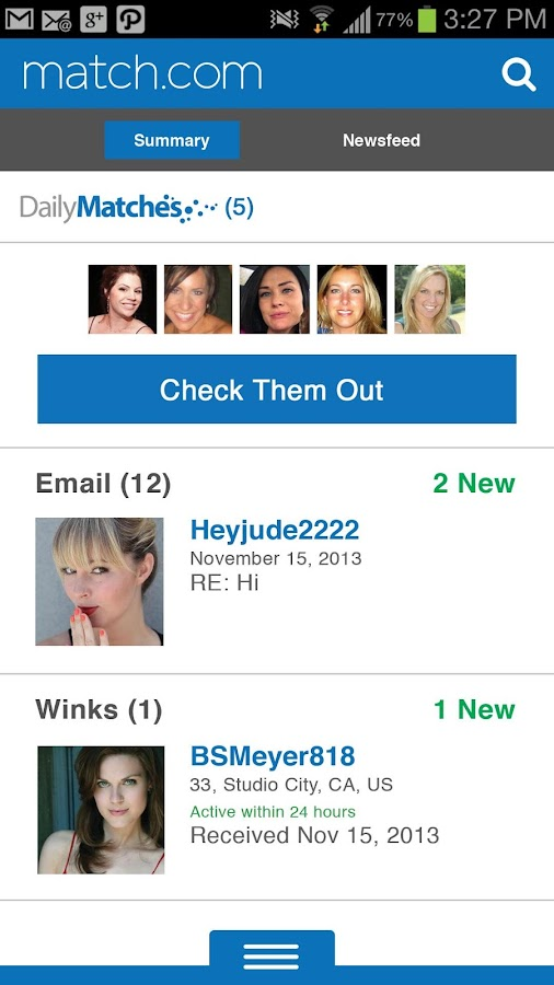 Match.com Singles Dating App - screenshot