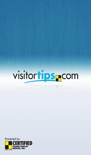 VisitorTips- screenshot thumbnail