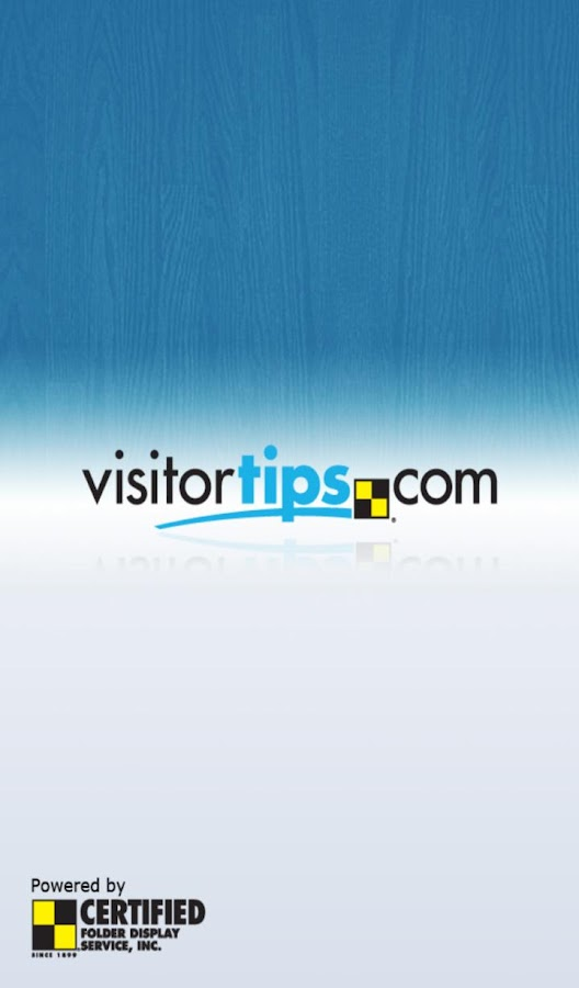 VisitorTips- screenshot