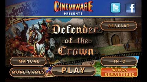 Defender of the Crown Screenshot 9
