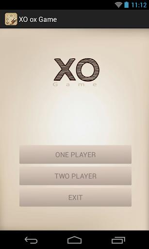 X O x o Game
