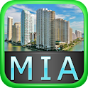 Miami Offline Map Travel Guide icon