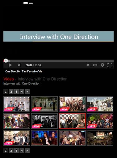 One Direction Fan FavoriteVids