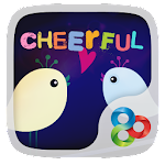 Cheerful GO Launcher Theme v1.0