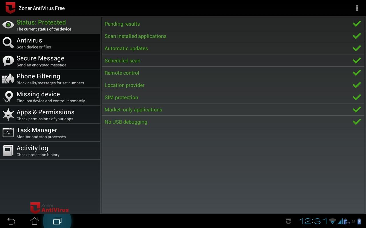 how to clear downloads on android tablet