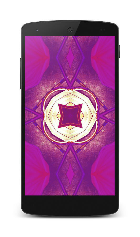 CamEco Kaleidoscope Camera- screenshot