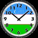 Uzbekistan Clock icon