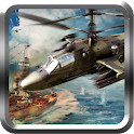 Modern Air Combat Helicopter icon