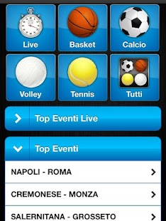Match Point Calcio - screenshot thumbnail