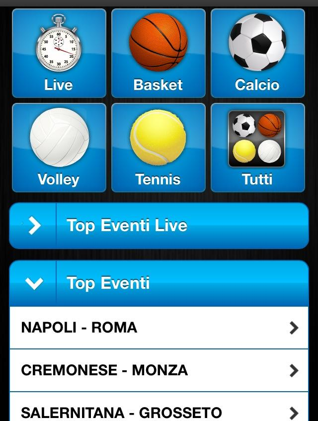 Match Point Calcio - screenshot