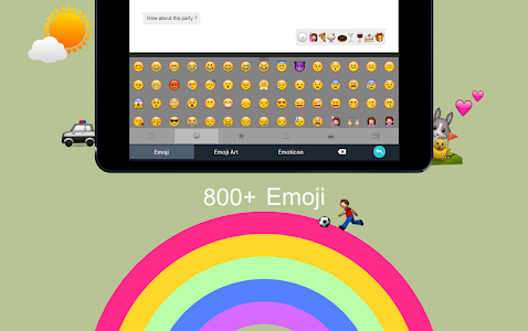 TouchPal - Cute Emoji Keyboard v5.5.5.5