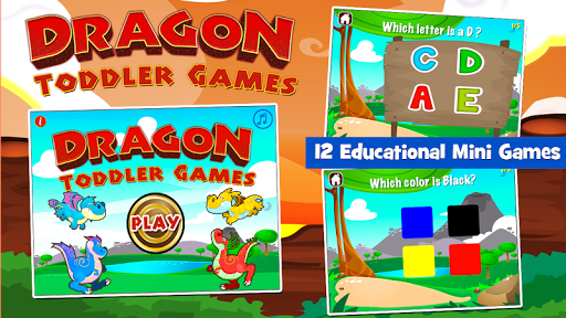 Free Toddler Dragon Games