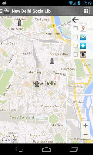 New Delhi SozialLib