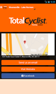 TotalCyclist- screenshot thumbnail