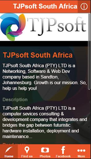 TJPsoft South Africa