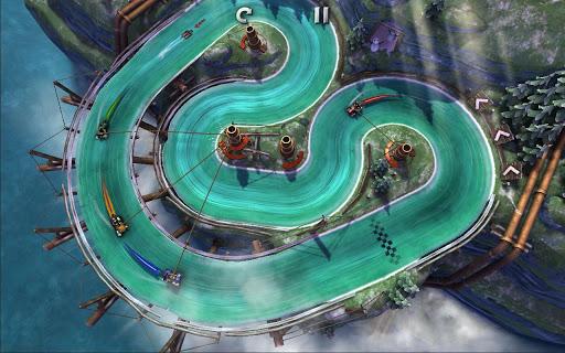 Slingshot Racing v1.3 APK