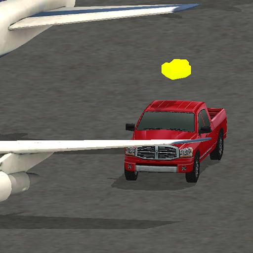 Airport Pickup Truck SIM 2015