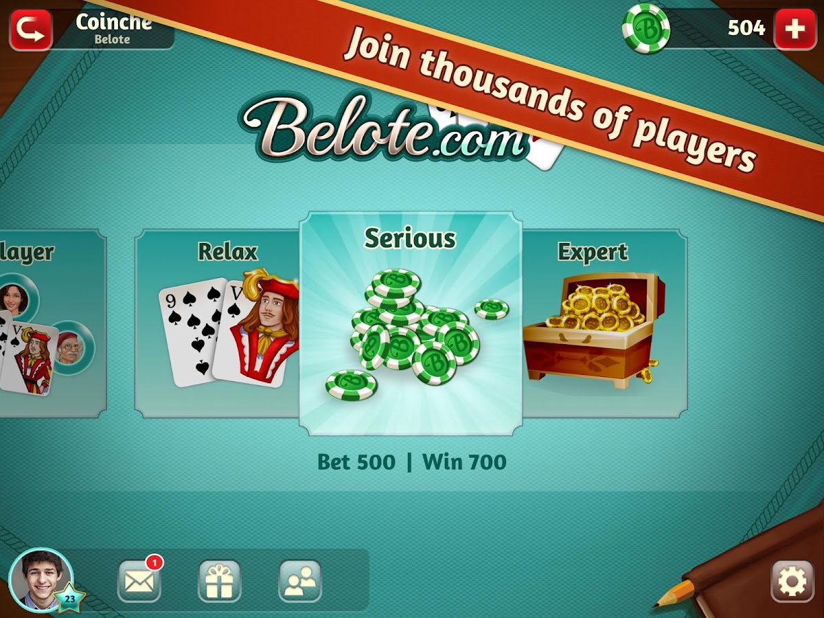 belote online game