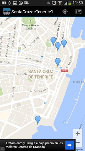 Santa Cruz de Tenerife en 1día