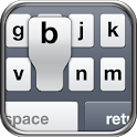iPhone Keyboard icon