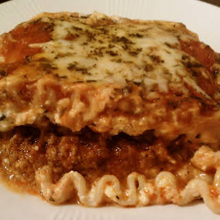 The Best Lasagna Ever (really).