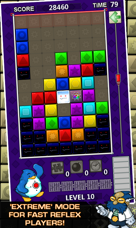 Block Power FREE - screenshot
