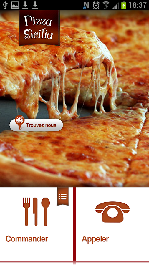 Pizza Sicilia- screenshot