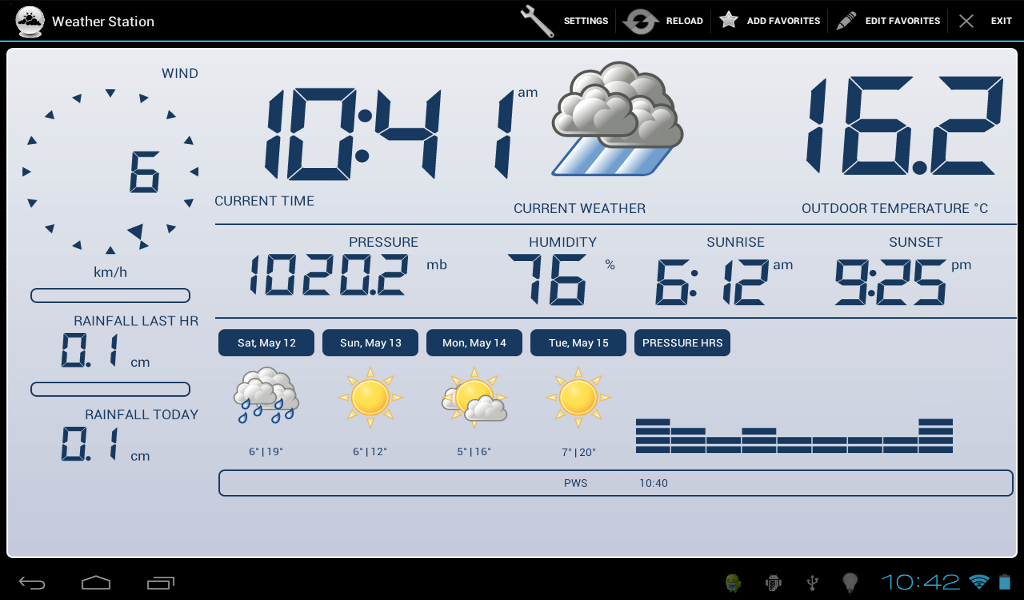 Weather Station v2.4.0 Apk
