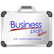 The Business Plan Mobile 1.0 Icon
