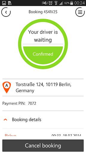 【免費交通運輸App】TALIXO - Taxi & Limo Booking-APP點子
