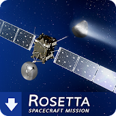 Rosetta Spacecraft Mission