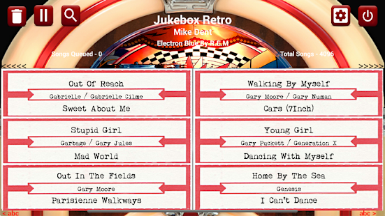 Jukebox Retro (Jukebox 2012)- screenshot thumbnail