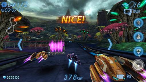 Space Racing 3D - Star Race  screenshots 6