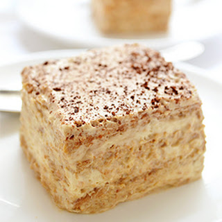 Cappuccino Icebox Cake Recipe