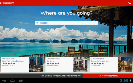 Hotels.com – Hotel Reservation Screenshot 17