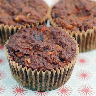 Almond Flour Carrot Muffins Recipes.